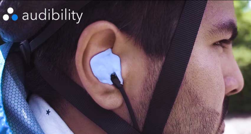 Audibility successfully rebooted their Kickstarter with the aid of the Idea Hunt community