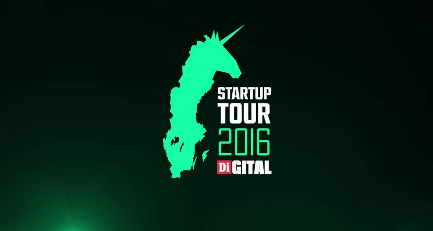 Idea to Present in Di Digital Startup Tour