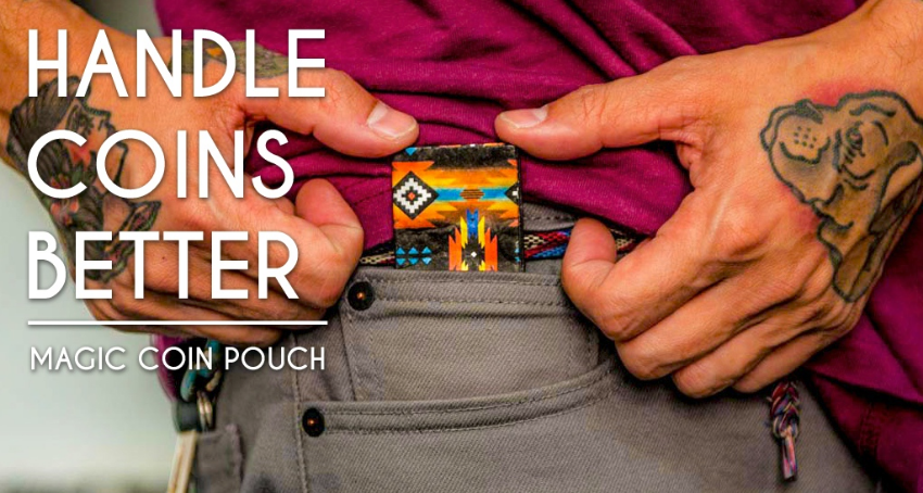 Magic Pouch was first on Idea Hunt and now on Product Hunt!