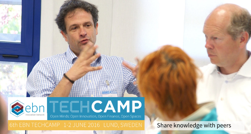 EBN TechCamp: Open Minds