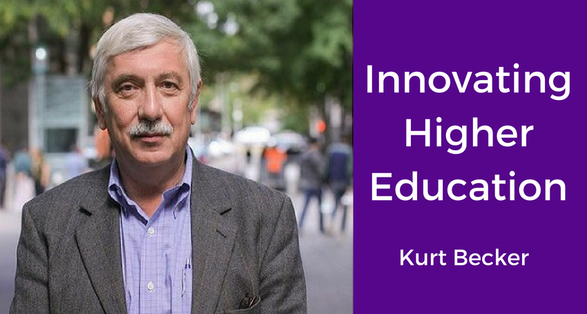 Innovating Higher Education
