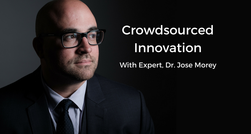 The Power of People, an Expert Opinion on Crowdsourcing Innovation